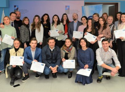 Closing of NATO's and GSAC's Media Training Program
