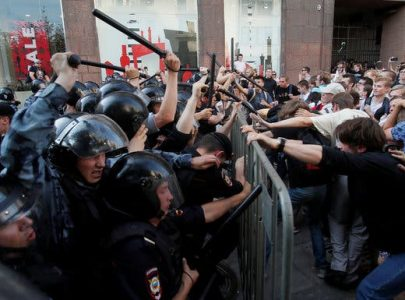 A New Generation of Protesters: Unrest in Moscow