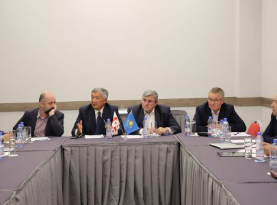 Georgian-Kazakh strategic dialogue. Regional security issues